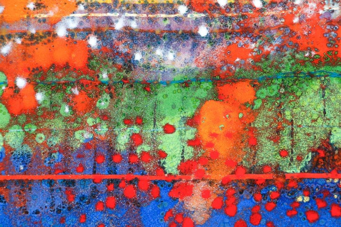 Virgil Cantini Enamel Abstraction - 8
