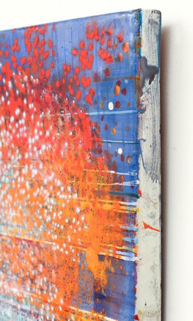 Virgil Cantini Enamel Abstraction - 9