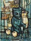 Paul Paulsen Cubist Still Life