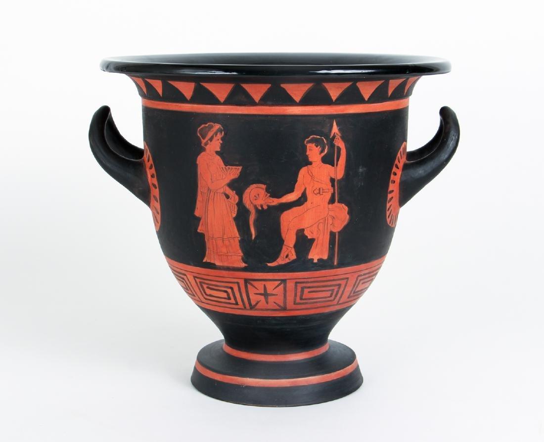 Ancient Greek Urn Copy