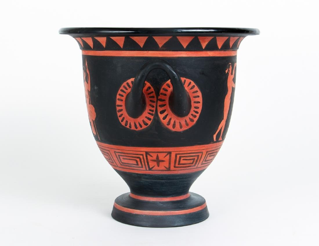 Ancient Greek Urn Copy - 2