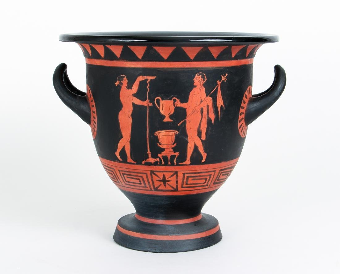Ancient Greek Urn Copy - 3