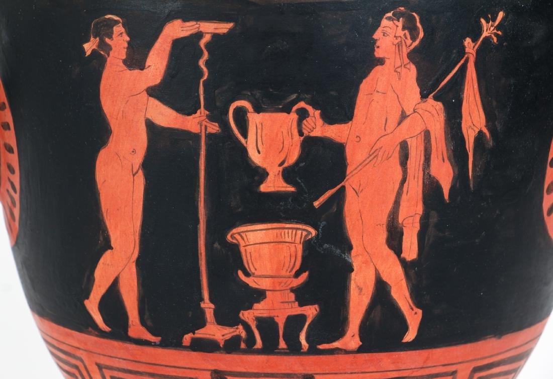 Ancient Greek Urn Copy - 5