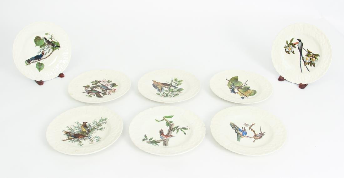 Alfred Meakin Audubon Birds of America Plates.