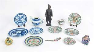 Large Group of Chinese Decorative Items