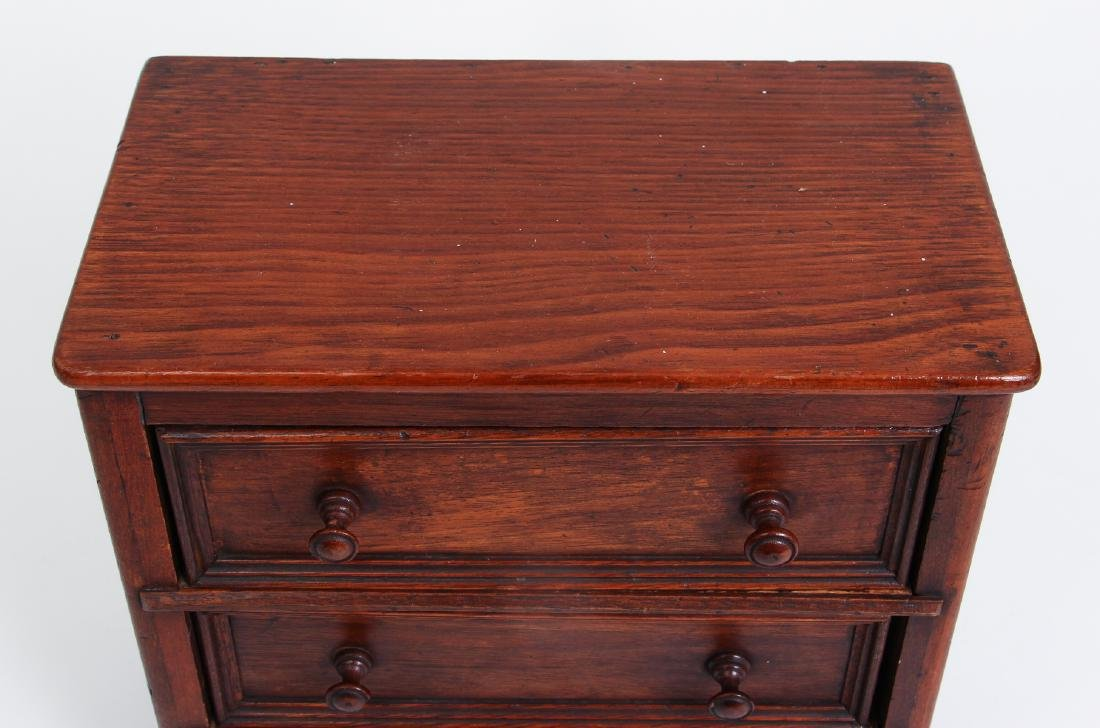 Doll Size Chest of Drawers - 3