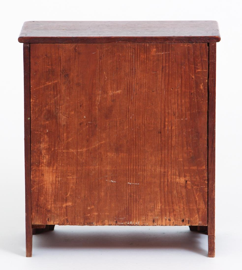 Doll Size Chest of Drawers - 5