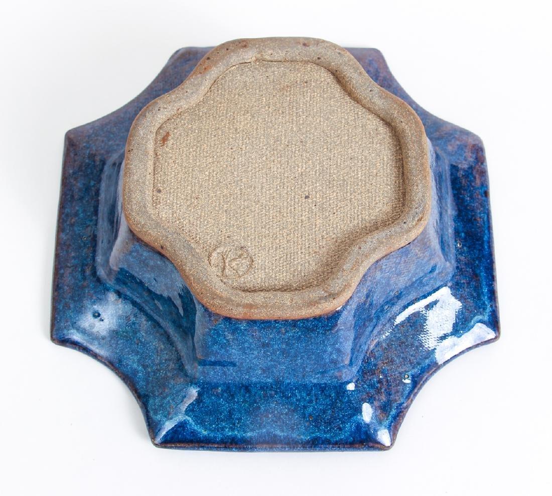 Five Pieces of Miscellaneous Studio Art Pottery - 10