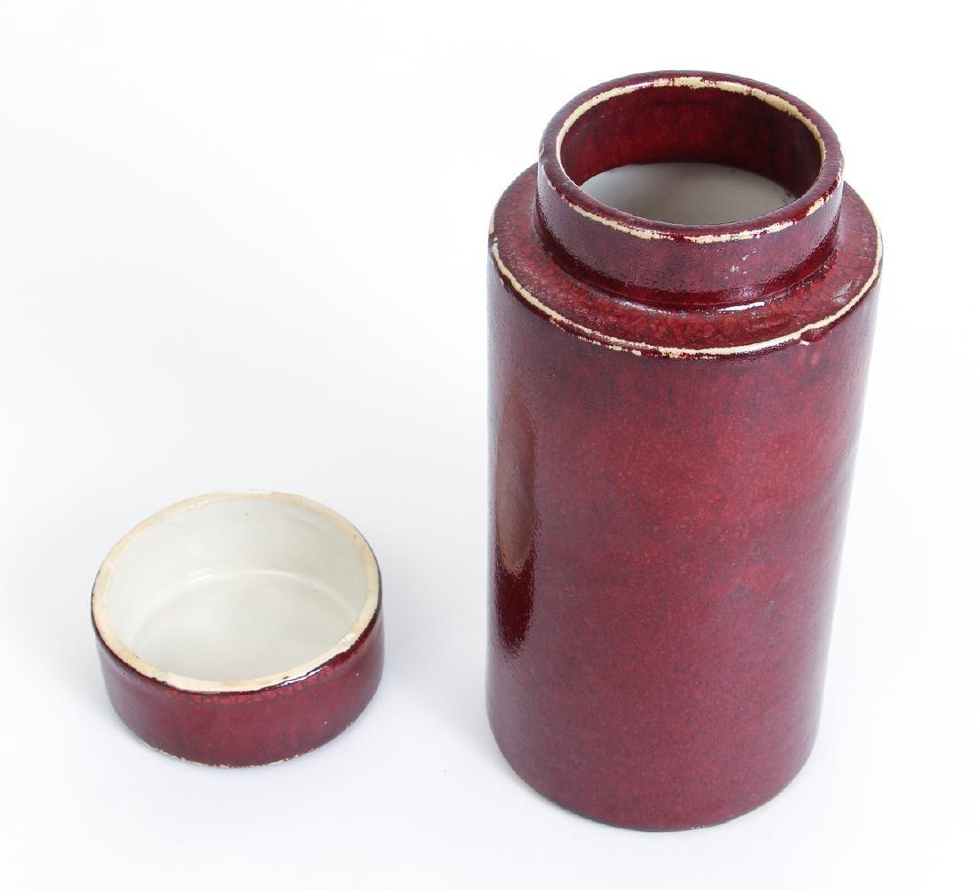 Five Pieces of Miscellaneous Studio Art Pottery - 3