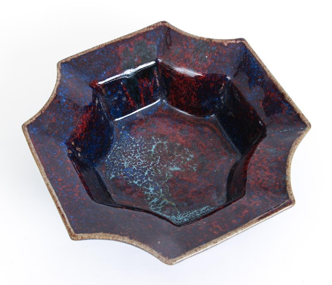Five Pieces of Miscellaneous Studio Art Pottery - 9