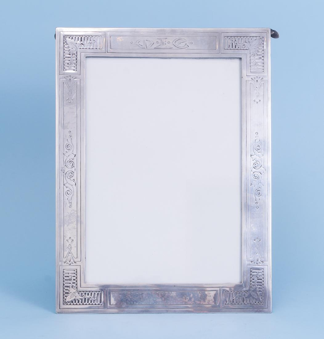 Grogan Company Sterling Silver Picture Frame