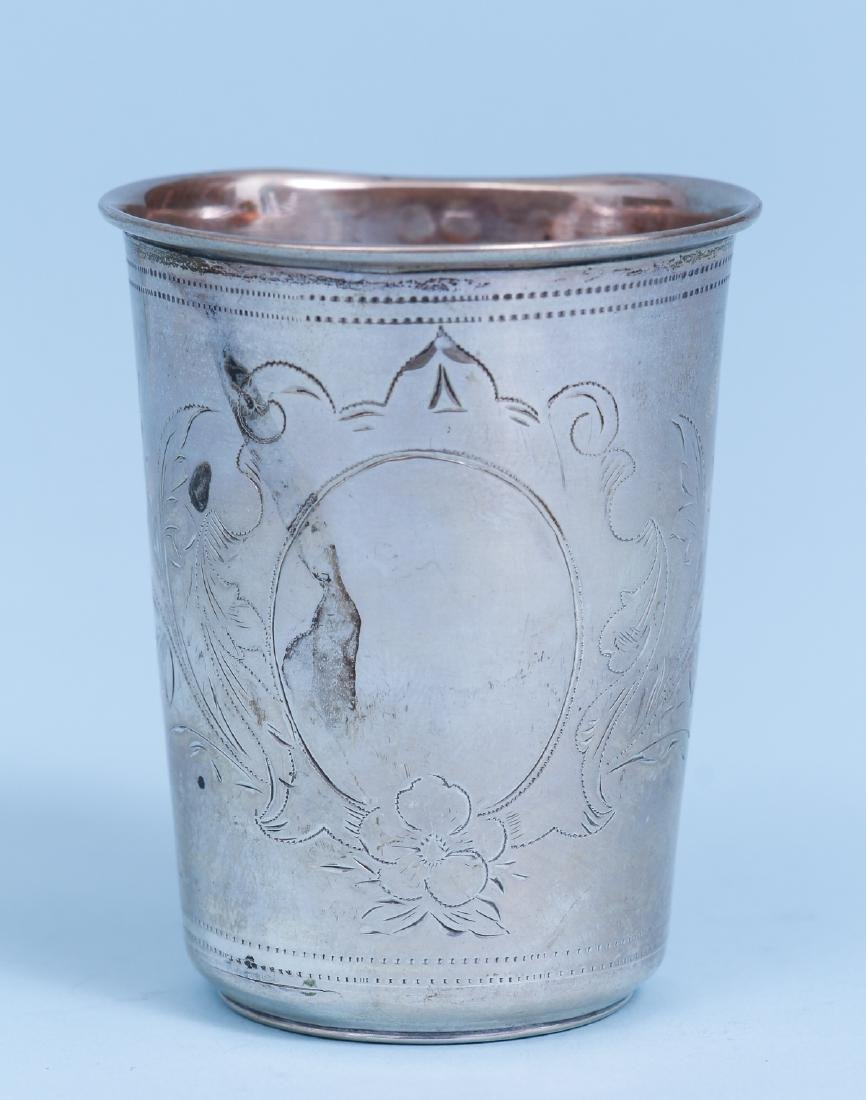Russian and French Silver Drinking Vessels - 10