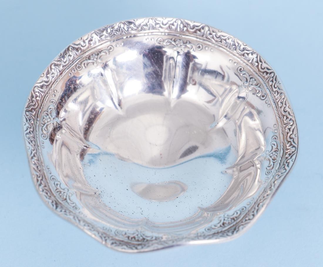 Twelve Webster Company Sterling Silver Salts - 3