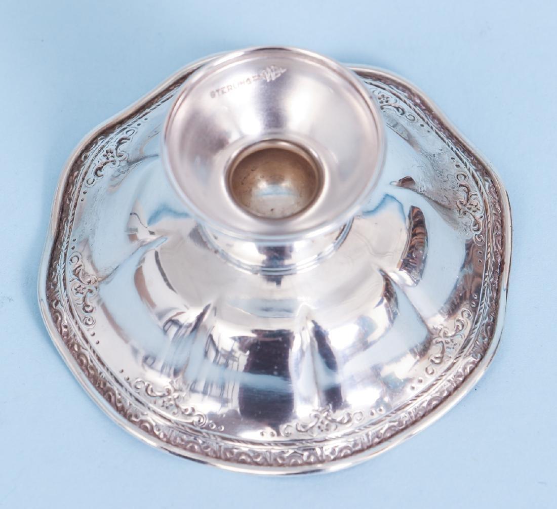Twelve Webster Company Sterling Silver Salts - 5