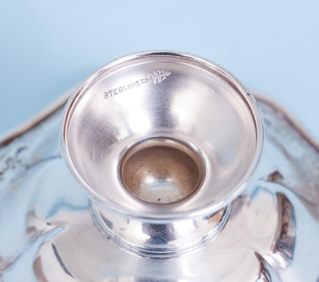 Twelve Webster Company Sterling Silver Salts - 6