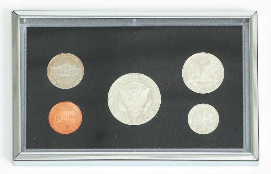 Seven US Mint Silver Proof Sets - 10