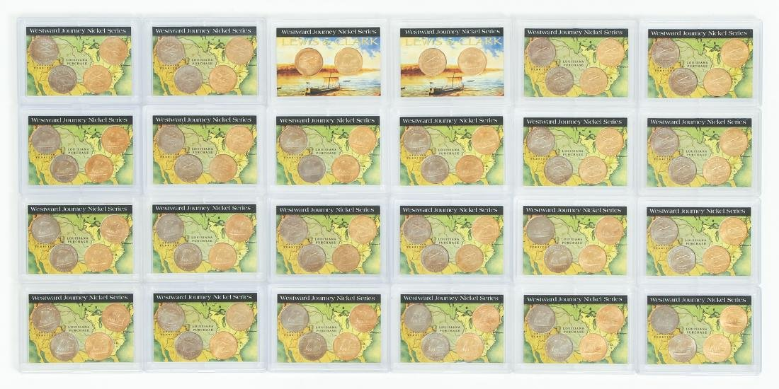 Ninety Two Westward Journey Series Nickels