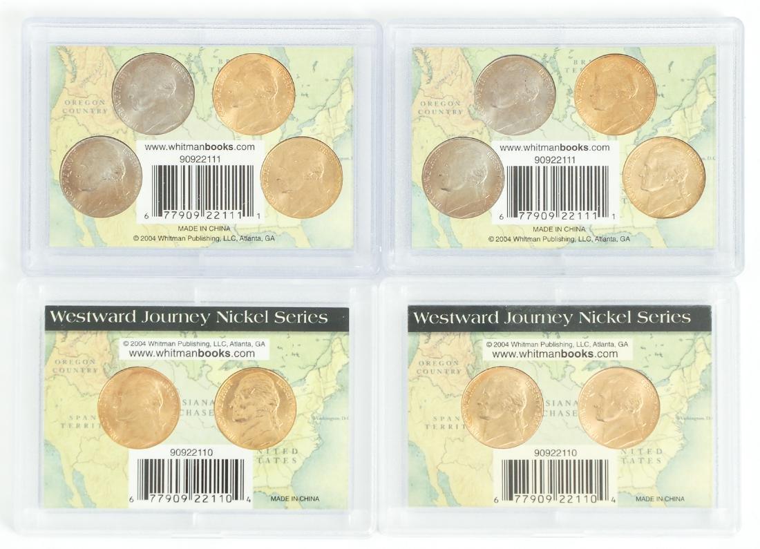 Ninety Two Westward Journey Series Nickels - 3
