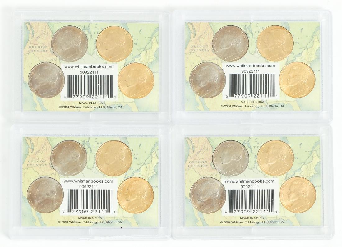 Ninety Two Westward Journey Series Nickels - 5