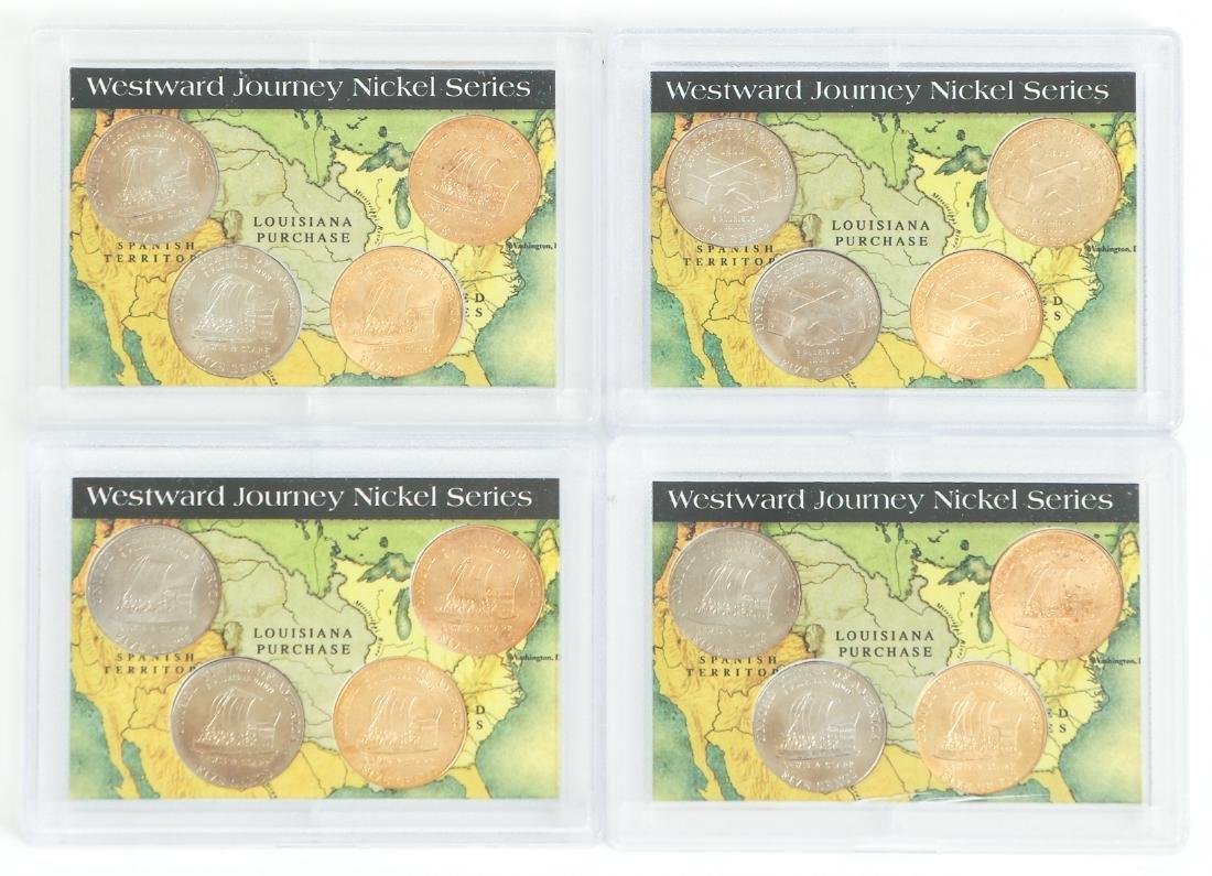 Ninety Two Westward Journey Series Nickels - 6