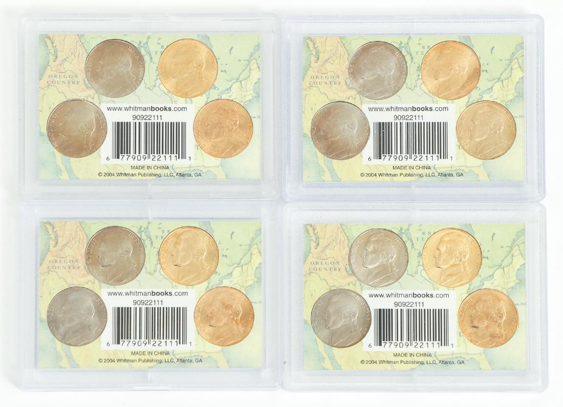 Ninety Two Westward Journey Series Nickels - 7
