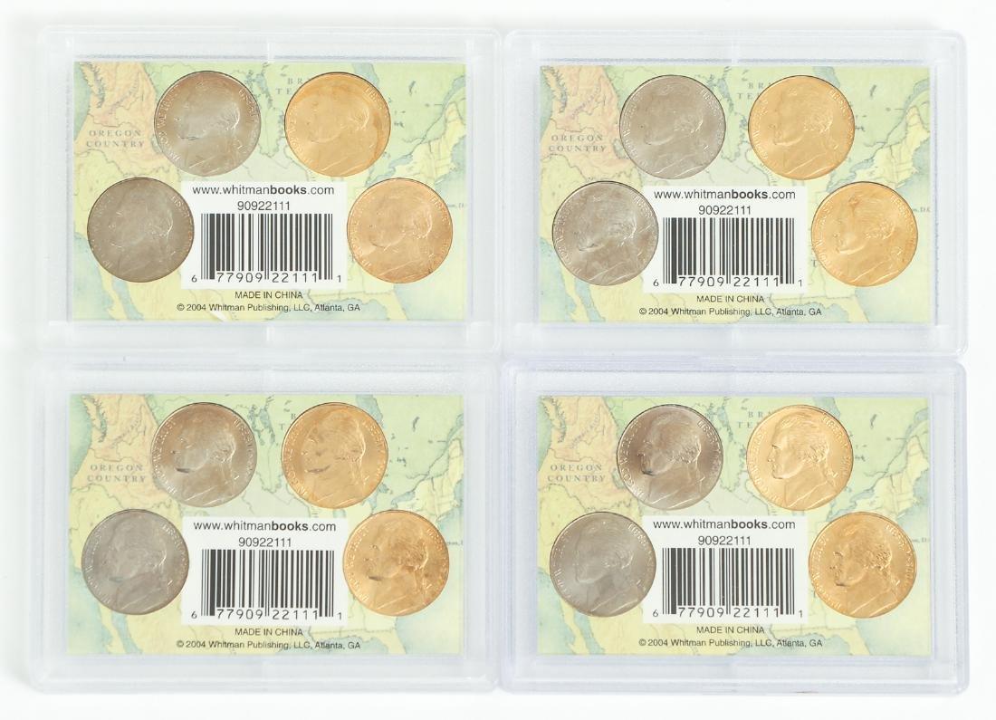 Ninety Two Westward Journey Series Nickels - 9