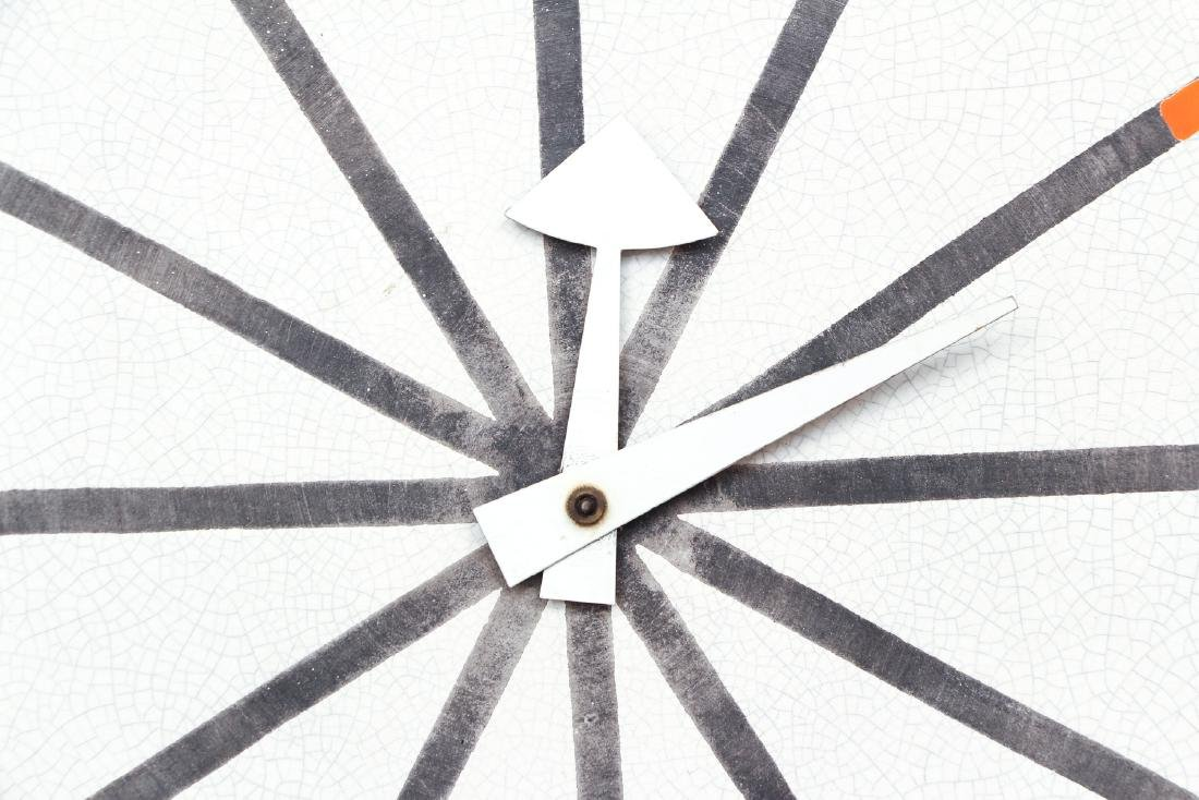 George Nelson for Meridian Howard Miller Wall Clock - 3