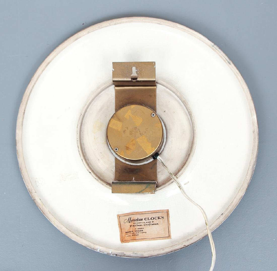 George Nelson for Meridian Howard Miller Wall Clock - 6