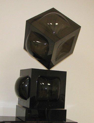635: Aaronel de Roy Gruber Kinetic Sculpture