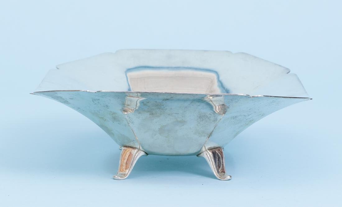 Tiffany & Co. Footed Sterling Bowl - 5