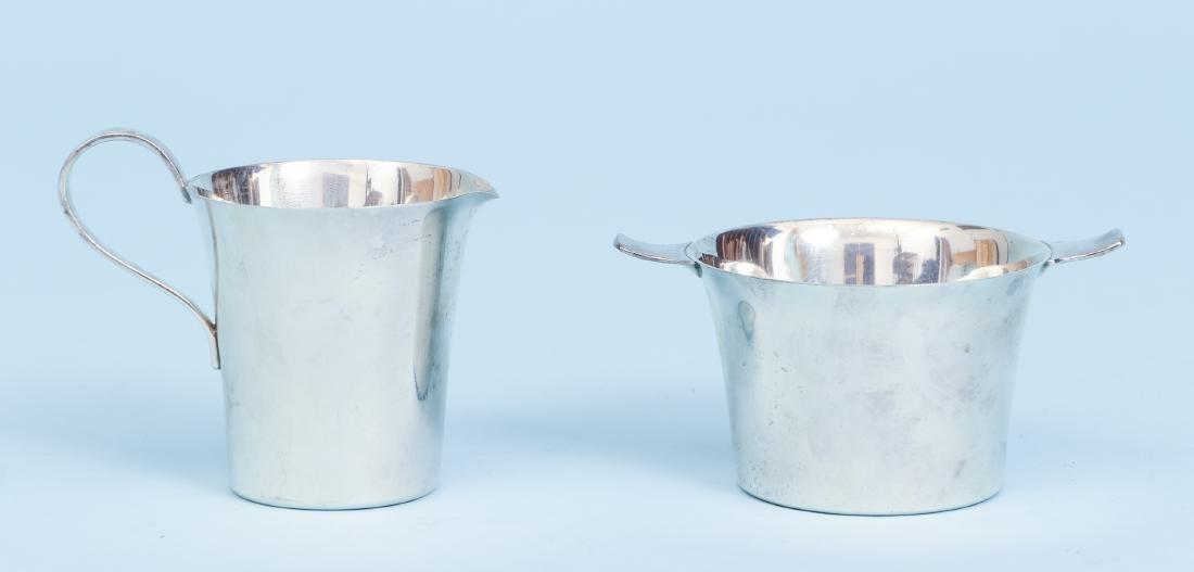Tiffany & Co. Sterling Cream and Sugar Set