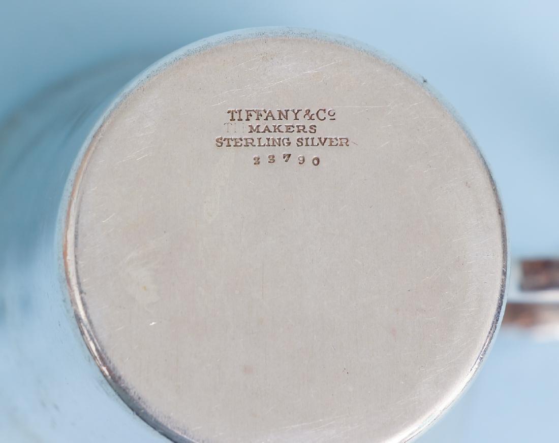 Tiffany & Co. Sterling Cream and Sugar Set - 5