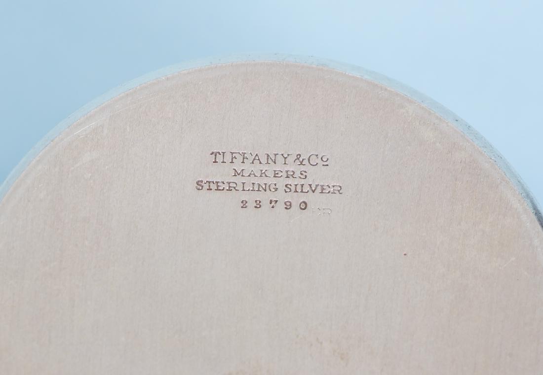 Tiffany & Co. Sterling Cream and Sugar Set - 9