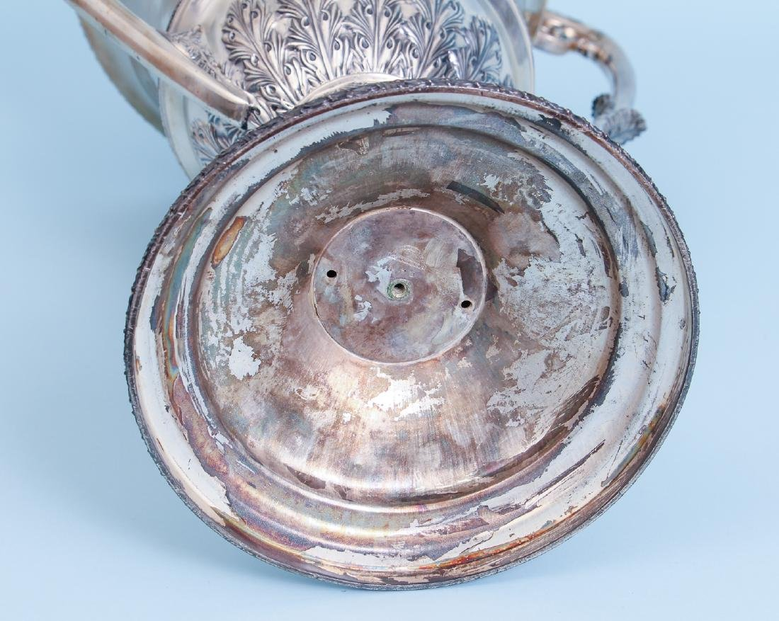 Oversized Wilcox Silverplate Two Handled Trophy - 10