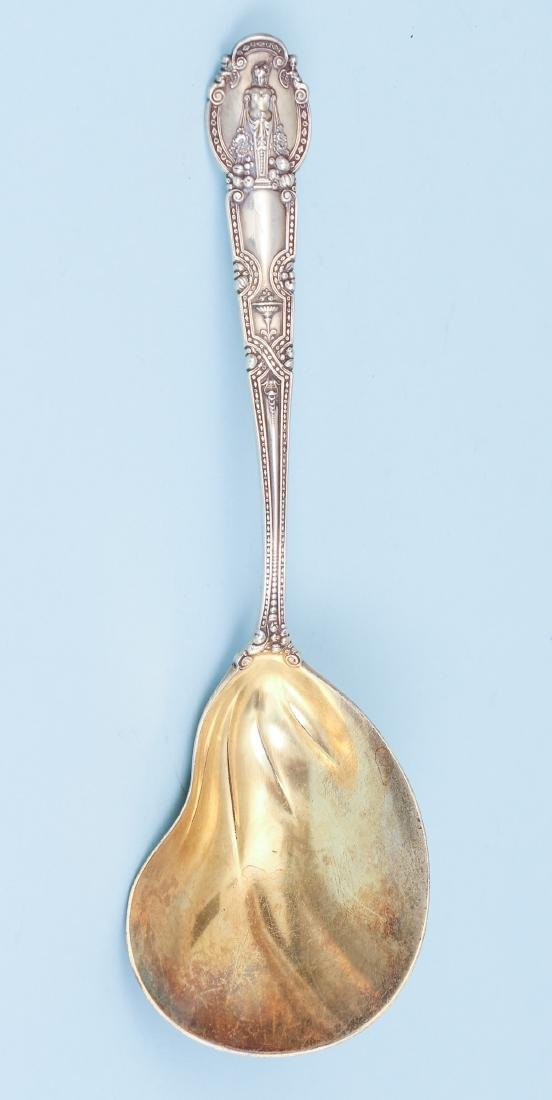 Tiffany Renaissance Serving Spoon