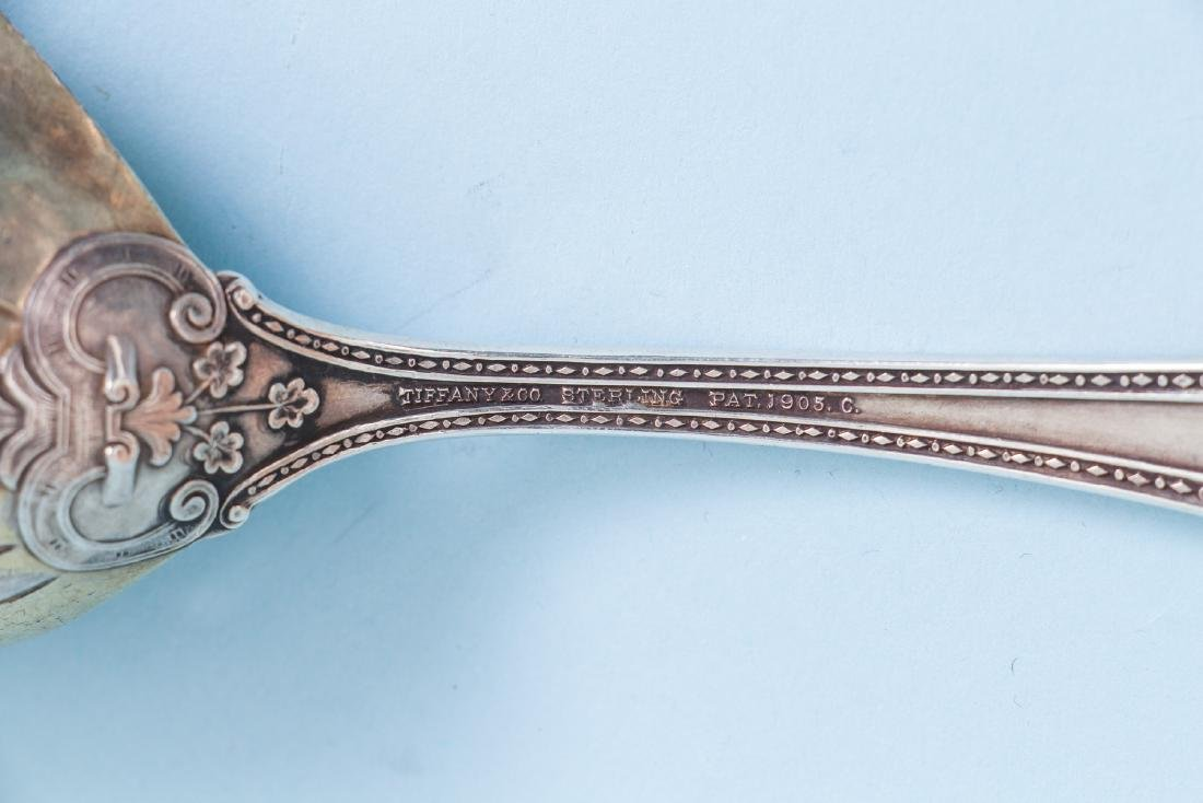 Tiffany Renaissance Serving Spoon - 6