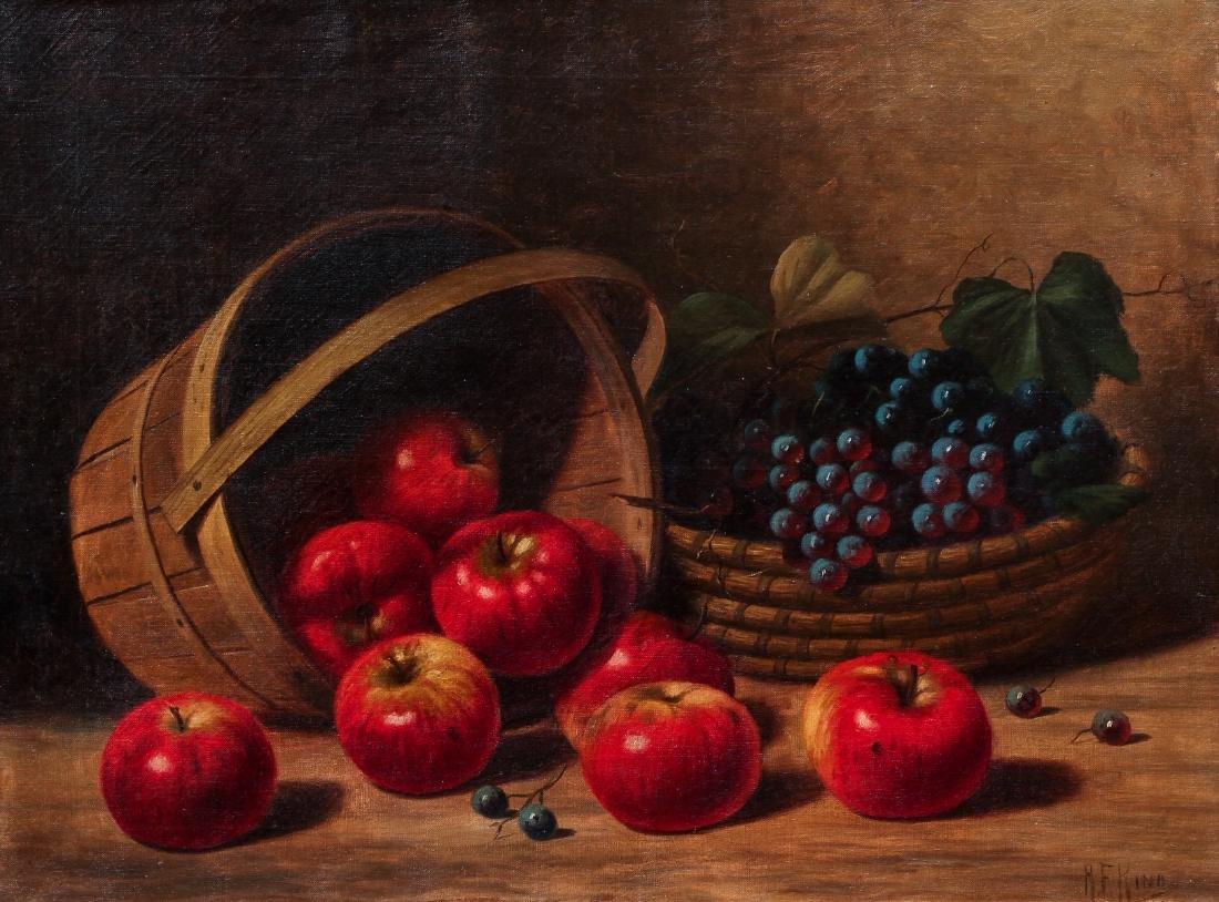 A.F. King Fruit Still Life