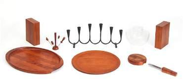 Group of Miscellaneous Scandinavian items