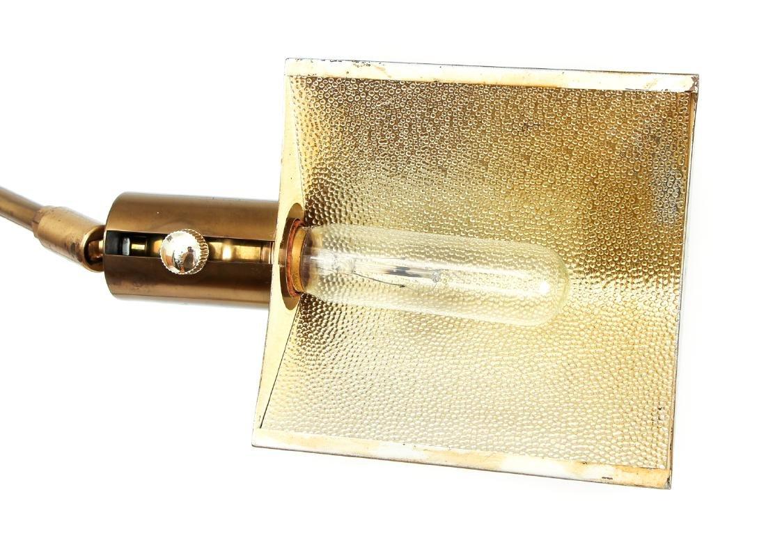 Pair of Koch & Lowy Brass Floor Lamps - 10