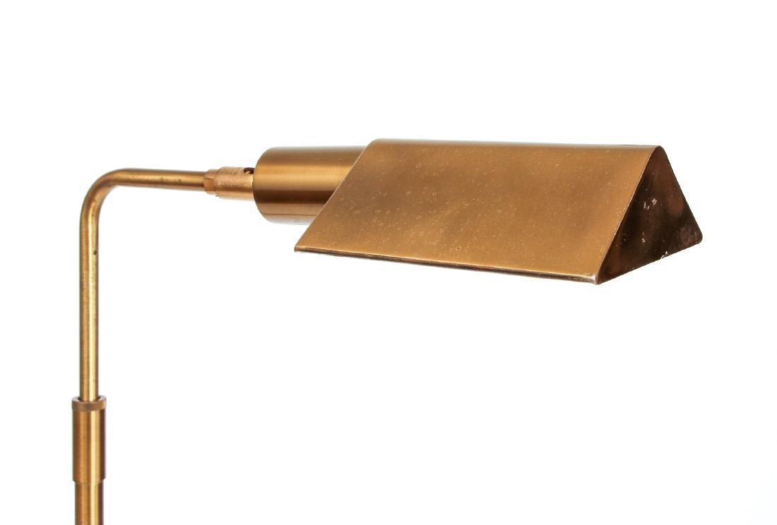 Pair of Koch & Lowy Brass Floor Lamps - 3