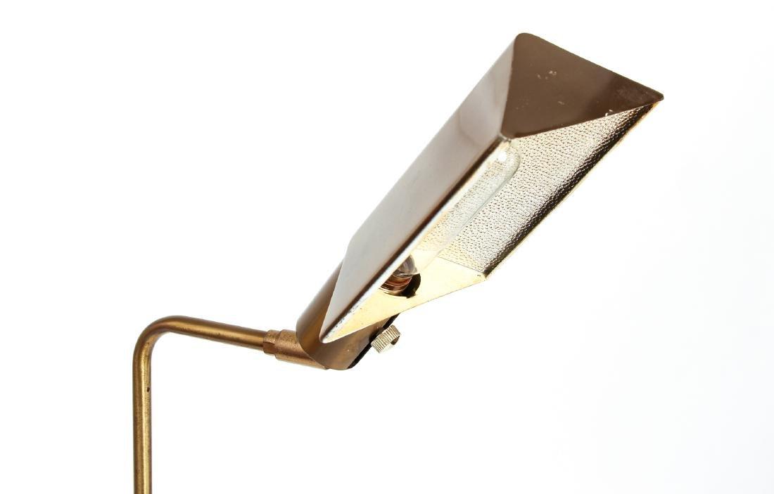 Pair of Koch & Lowy Brass Floor Lamps - 4