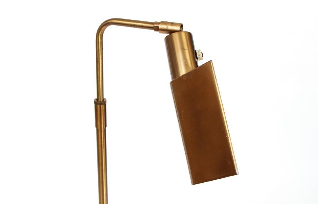 Pair of Koch & Lowy Brass Floor Lamps - 5