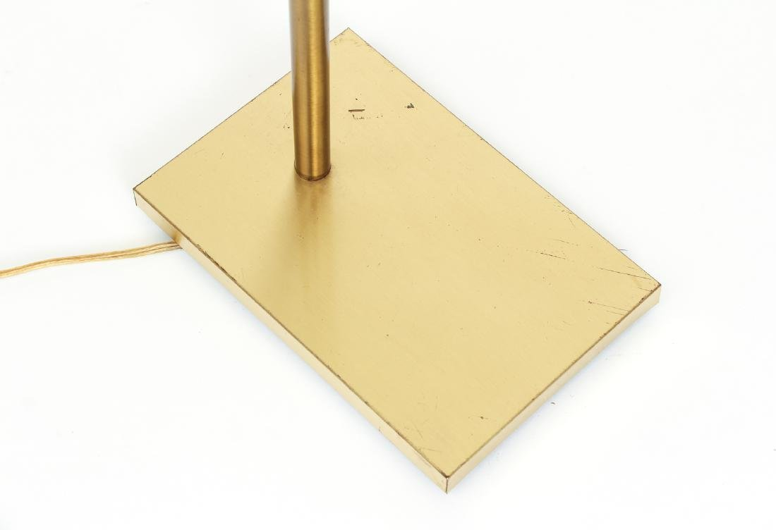 Pair of Koch & Lowy Brass Floor Lamps - 8
