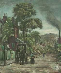 279: Rosenberg, Samuel (American 1896-1972)