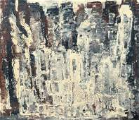 Yannis Maltezos 1960's Untitled Abstraction