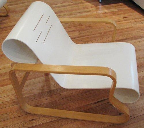2: Pair Alvar Aalto Palimio Chairs