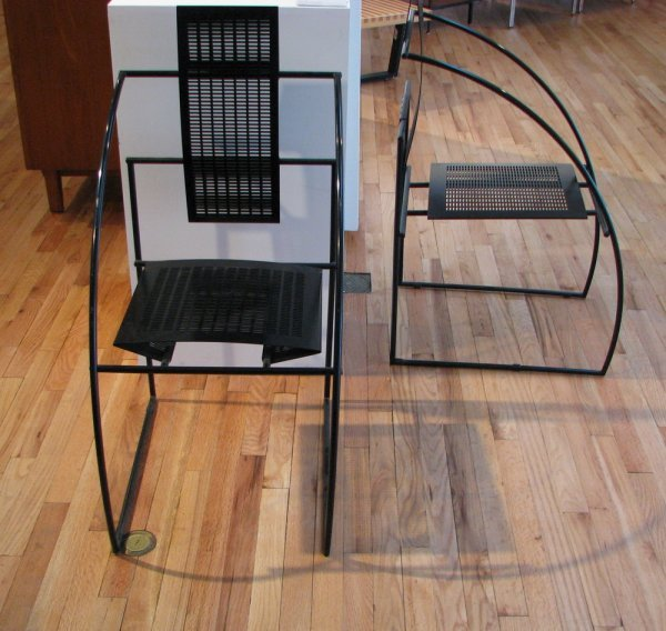 2B: pr. Quinta Chairs by Mario Botta