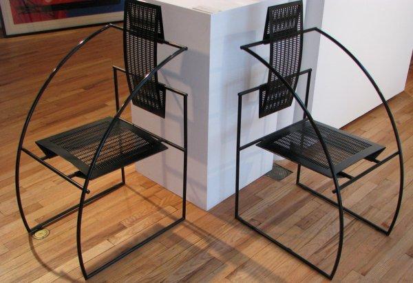 2B: pr. Quinta Chairs by Mario Botta - 2