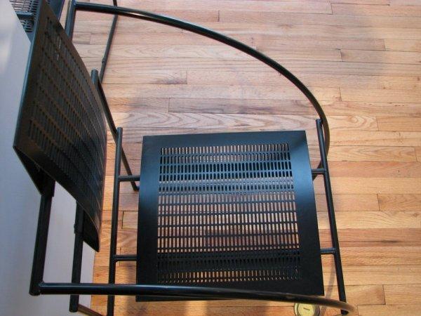 2B: pr. Quinta Chairs by Mario Botta - 3