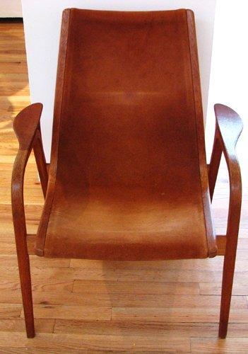 8: Ekstrom Swedese Lamino bentwood mid-century chair